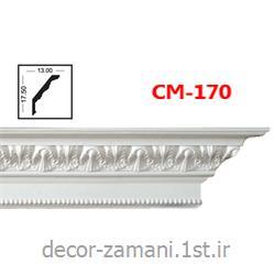 عکس گچبری و تزئینات برجسته کاریابزار گلویی پلی یورتان آذران کامپوزیت CM-170