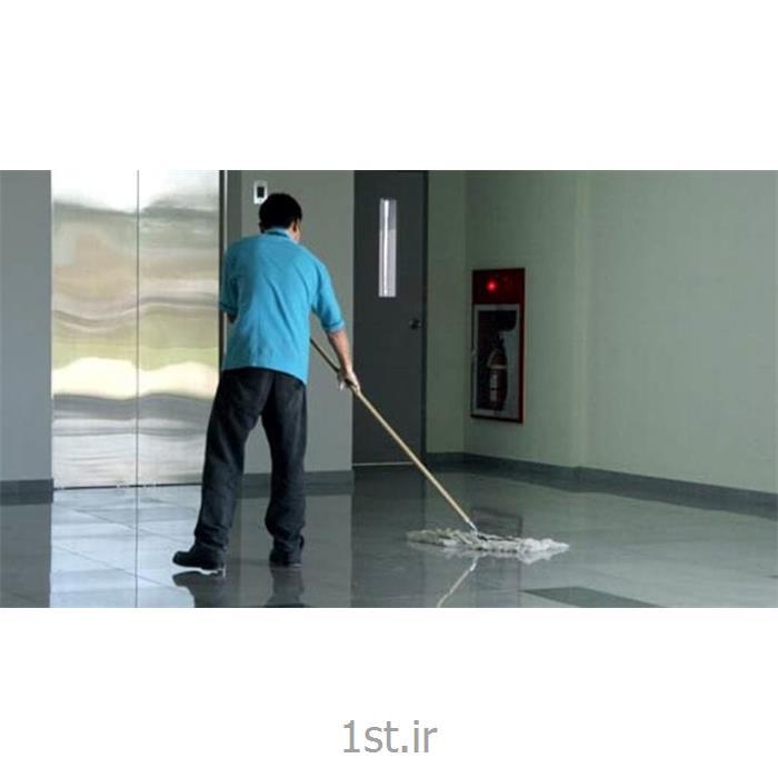 خدمات نظافت منازل راه پله