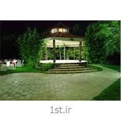نظافت ویلاهای شمال تهران- باغ ها و فضای سبز آنها