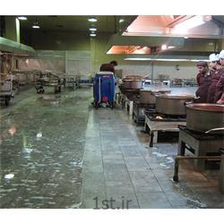 نظافت رستوران و آشپزخانه