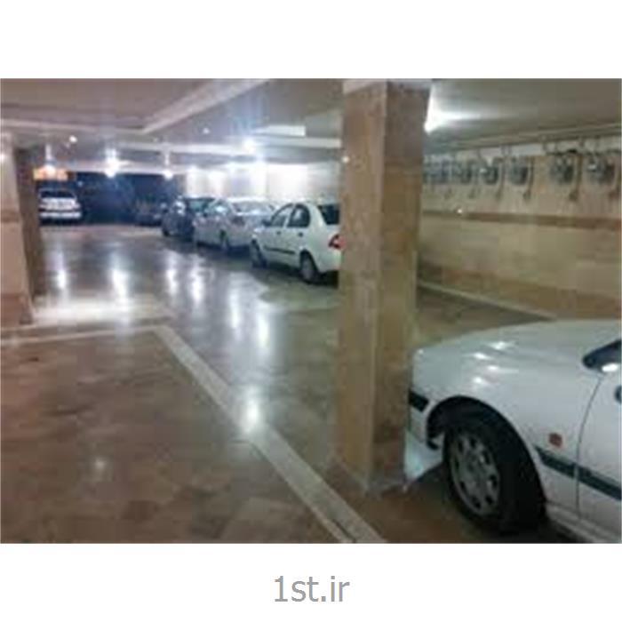 نظافت پارکینگ ساختمان های اداری