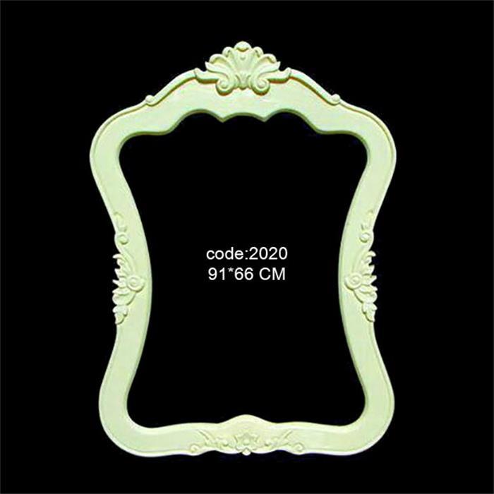 عکس آینه حمامقاب آینه پی وی سی کابینت روشویی