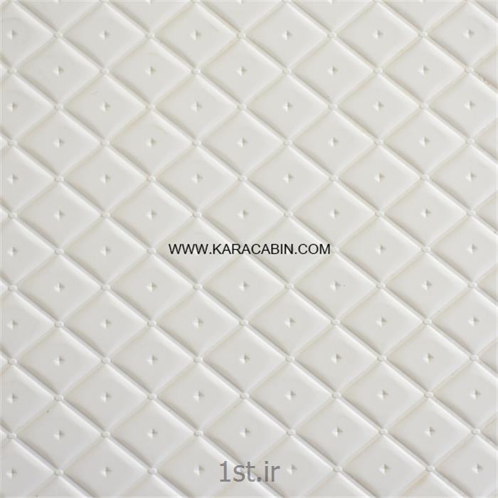 عکس طراحی دکورورق PVC طرح دار - ورق امباس