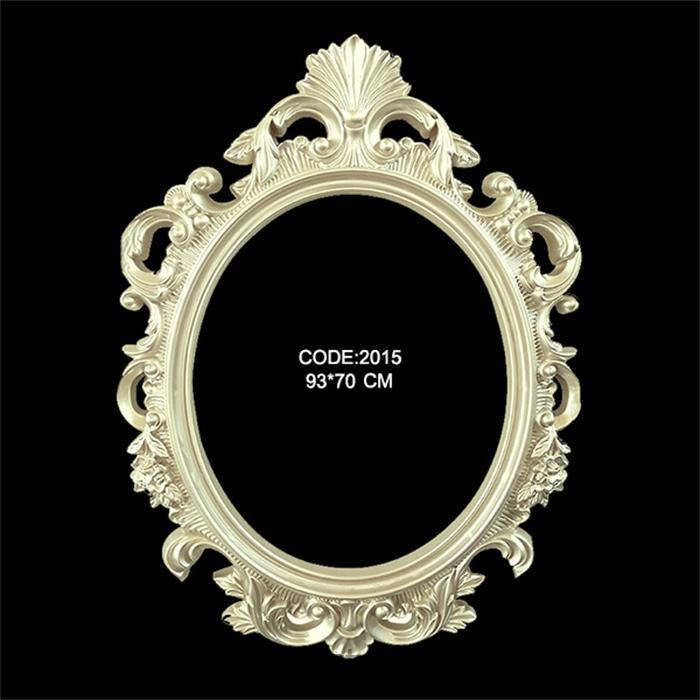 قاب آینه سلطنتی میز آرایش