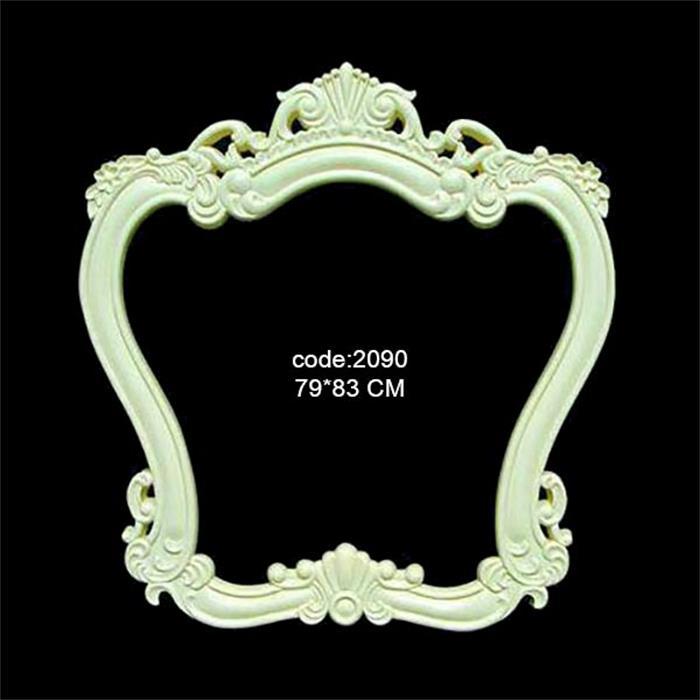 عکس آینه حمامقاب آینه ABS کابینت روشویی مدل 2090