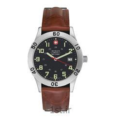 ساعت مچی بند چرم مردانه ونگر سوئیس (Wenger) مدل ۷۲۹۶۵