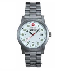 عکس ساعت مچیساعت مچی بند استیل مردانه ونگر سوئیس (Wenger) مدل ۷۲۹۰۹