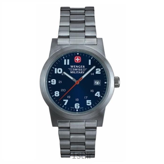 ساعت مچی بند استیل مردانه ونگر (Wenger) مدل ۷۲۹۰۸، ساخت سوئیس