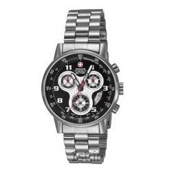 ساعت مچی بند استیل مردانه ونگر (Wenger) مدل ۷۹۱۲۶، ساخت سوئیس