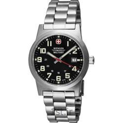 عکس ساعت مچیساعت مچی بند استیل مردانه ونگر (Wenger) مدل ۷۲۹۰۶، ساخت سوئیس