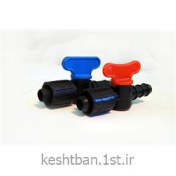 عکس محصولات پلاستیکی کشاورزیشیر اتصال نوار آبیاری (شیر تیپ به 16 )