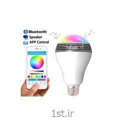 لامپ و اسپیکر هوشمند بلوتوثی مدل Magic Lumen