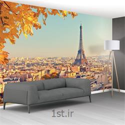 کاغذ دیواری 8 تکه 1 وال XXL مدل Paris004
