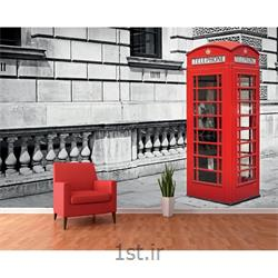 کاغذ دیواری 8 تکه 1 وال XXL مدل London001