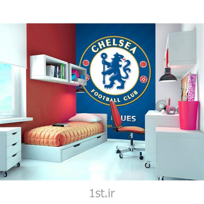 کاغذ دیواری 2 تکه وان وال Deco مدل Chelsea-001