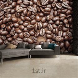 کاغذ دیواری 4 تکه 1 وال Giant مدل Coffee001