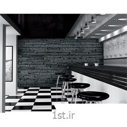 کاغذ دیواری 4 تکه 1 وال Giant مدل Slate001