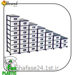 فایل پلاستیکی اداری و خانگی مدل S-5009