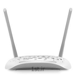 مودم روتر ADSL2 Plus بیسیم N300 تی پی لینک مدل TD-W8961N