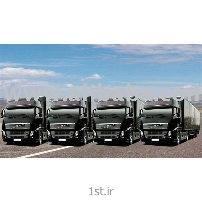 حمل سریع بار جاده ای از اروپا LTL