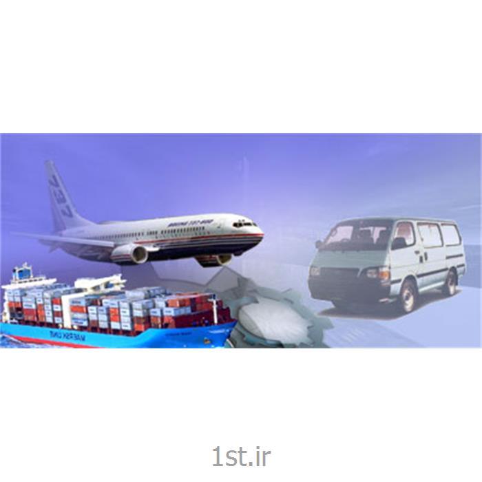 عکس حمل و نقل خاصحمل سریع بار صادراتی