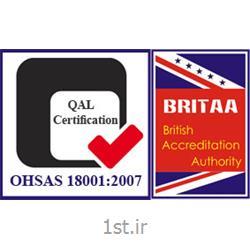 ارائه گواهینامه بین المللی مدیریت ایمنی و بهداشت حرفه ای ایزو 18001 Ohsas