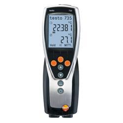 دستگاه مرجع اندازه گیری دما تستو آلمان مدل testo 735
