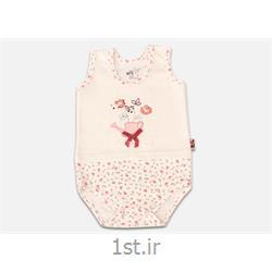 لباس زیر نوزاد طرح آبپاش