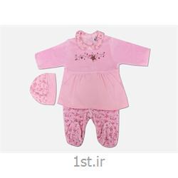 سرهم گلدار دخترانه نوزادی
