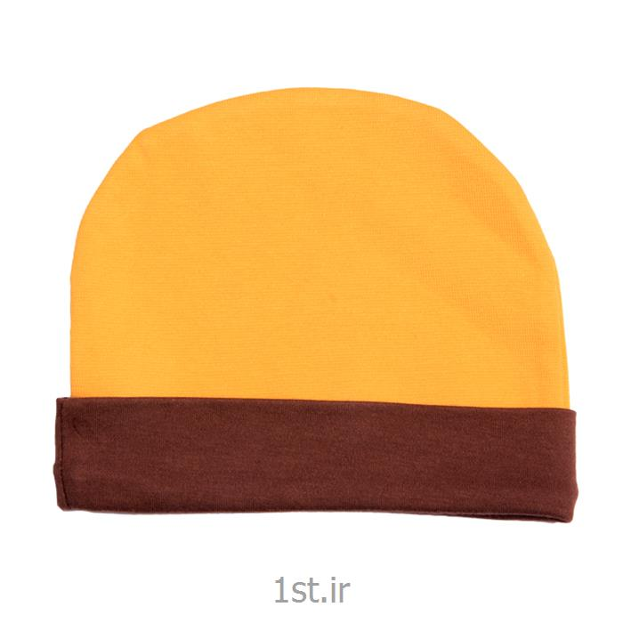 عکس سایر لباس های نوزادلباس نوزاد نیلی کلاه کشی طرح جغد