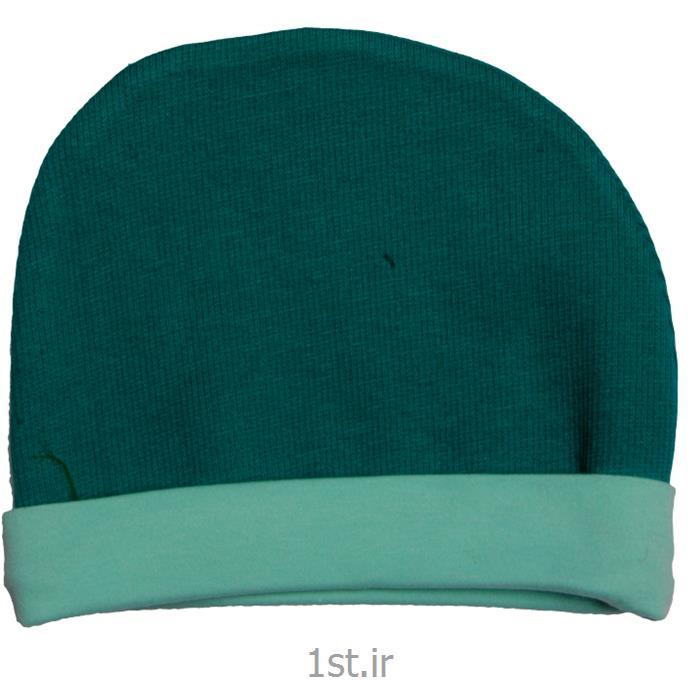عکس سایر لباس های نوزادلباس نوزاد نیلی کلاه کشی طرح سفینه