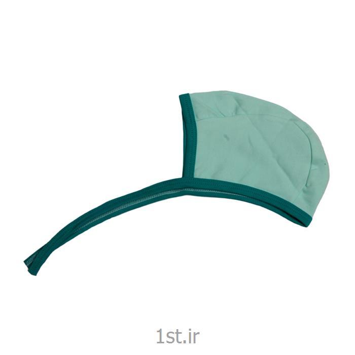 عکس سایر لباس های نوزادلباس نوزاد نیلی کلاه بندی طرح سفینه