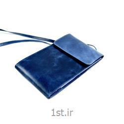 عکس انواع کیف پولجلد چرمی پاسپورت آویزی تیرداد مدل 99RS002