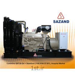 عکس ژنراتورهای گازوئیلیدیزل ژنراتور از قدرت 9KVAتا 3000KVA