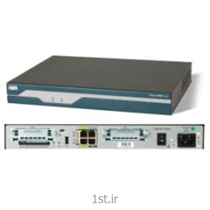 عکس روتر روتر سیسکو مدل 1841 – Cisco ISR 1841
