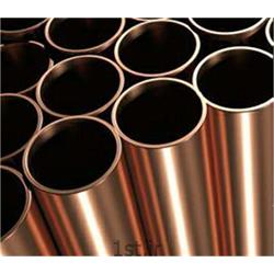 لوله مسی شاخه 5/8 1 اینچ*1.15 میلیمتر6 متری  Straight Copper Tubes