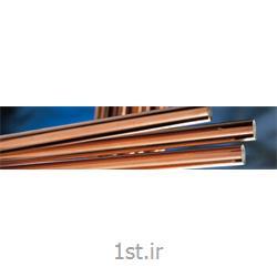 لوله مسی شاخه 1/8 2 اینچ*1.83 میلیمتر6 متری  Straight Copper Tubes