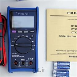 عکس سایر تجهیزات اندازه گیری الکترونیکیمولتی متر دیجیتال هیوکی HIOKI DT4252