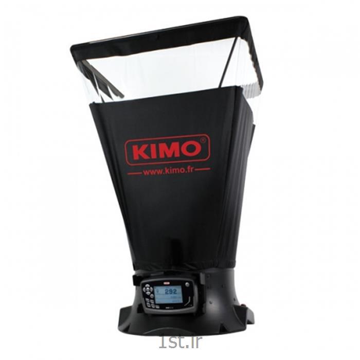 عکس اندازه گیر جریان (فلو متر)فلومتر هوا پرتابل مدل DBM610