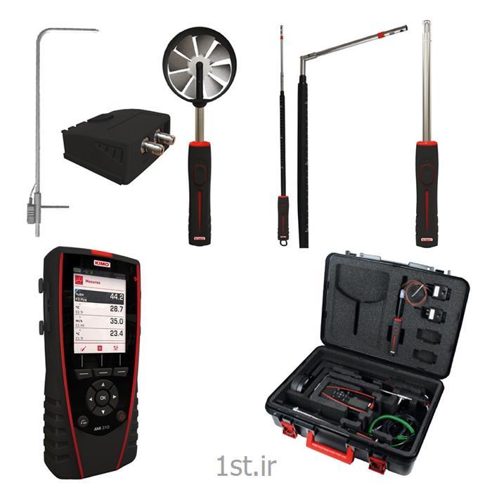 عکس سایر ابزار آلات اندازه گیری فشارمولتی فانکشن دیجیتال مدل AMI 310/210