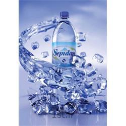 آب معدنی 1/5 لیتری طبیعی سپیدان پخش قشم