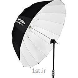 عکس سایر لوازم جانبی دوربینچتر بزرگ عمیق سفید پروفوتو Profoto umbrella white L