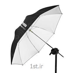 عکس سایر لوازم جانبی دوربینچتر کوچک مسطح سفید پروفوتو Profoto umbrella white s