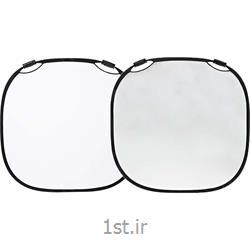 عکس سایر لوازم جانبی دوربینرفلکتور سفید/نقره ای متوسط  profoto Reflector Silver/White