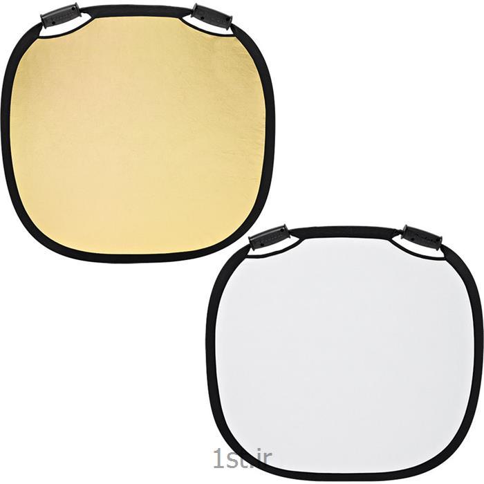 عکس سایر لوازم جانبی دوربینرفلکتور سفید/طلایی متوسط profoto Reflector gold/White