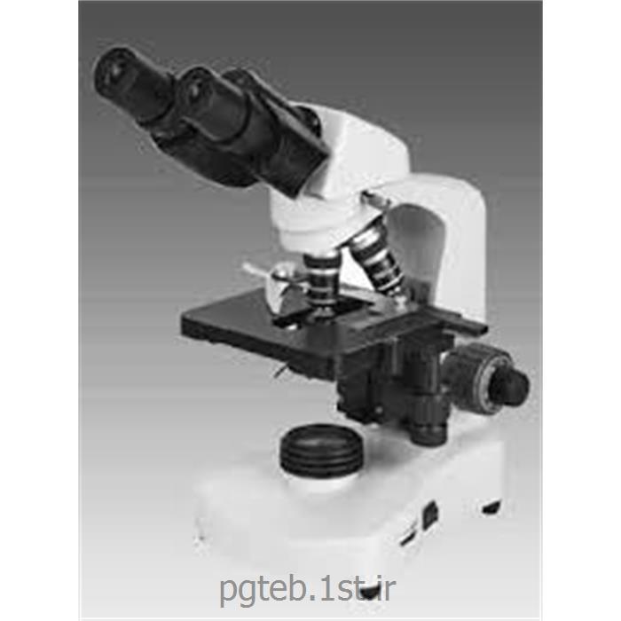 میکروسکوپ بیولوژی دو چشمی 1000X کمپانی NOVEL مدل N117M