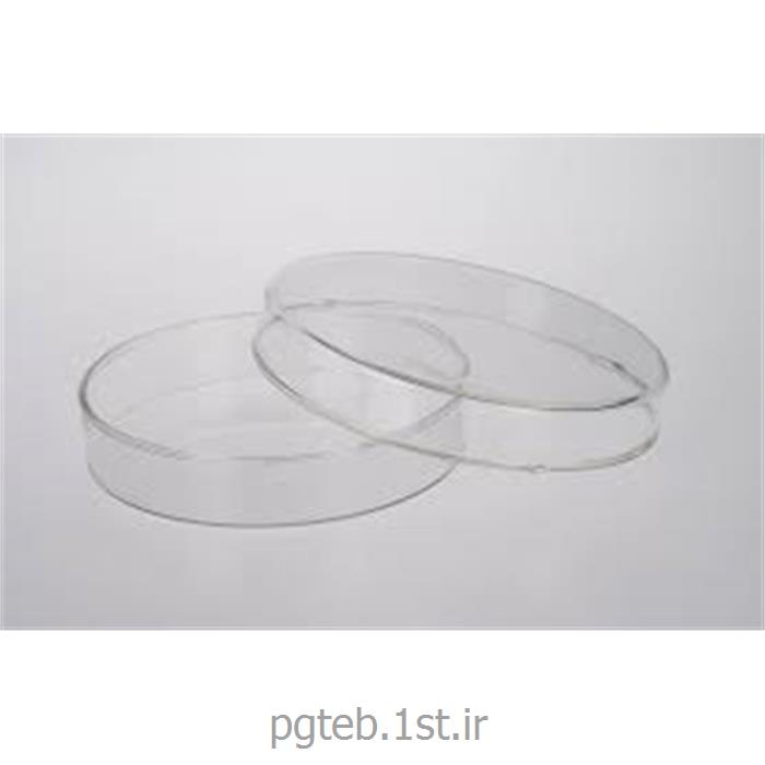 عکس پتری دیش (ظرف کشت میکروب)پتری دیش شیشه ای کمپانی SHOTT