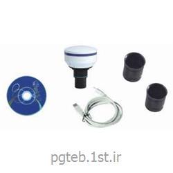 دوربین CCD میکروسکوپ مدل 1.3MPixel HDCE-10C کمپانی NOVEL