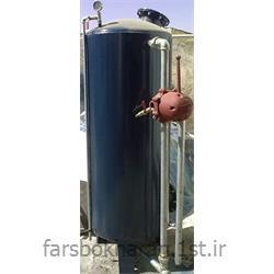 عکس سختی گیر آبسختی گیر رزینی 90000 گرین ساخت شرکت فارس بخاران مدل F.B.S-14