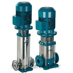الکترو پمپ طبقاتی عمودی استیل 316 دور ثابت کالپدا مدل MXVL 25-205